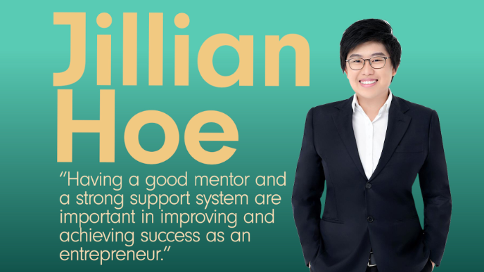 An entrepreneurial path with the right mentors