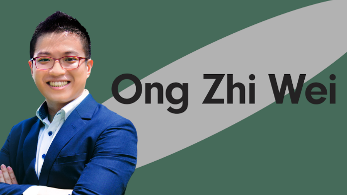 Scepticism, rejection, and disappointments. Nonetheless, persist! – Ong Zhi Wei